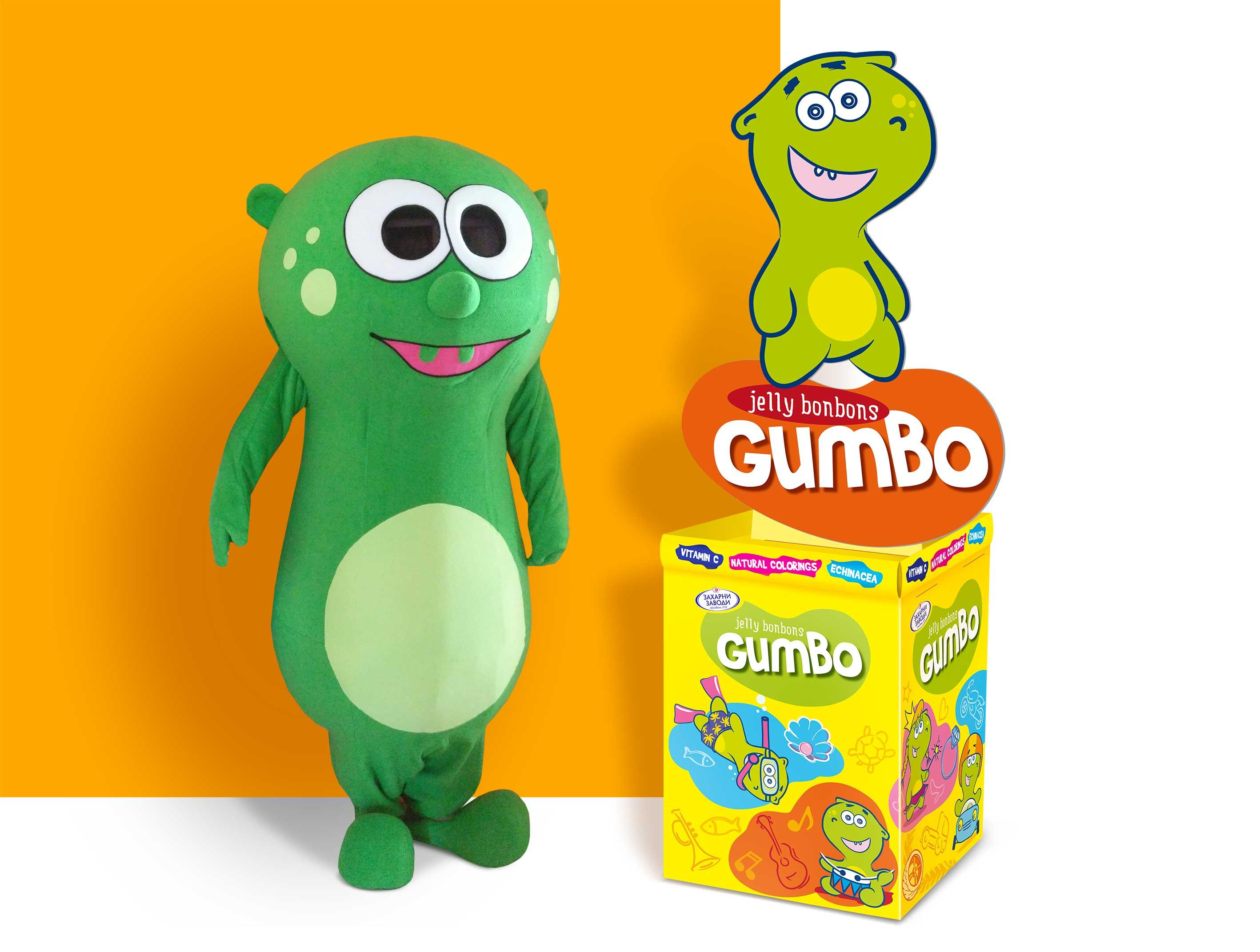 GUMBO is ALIVE and is ready to make friends